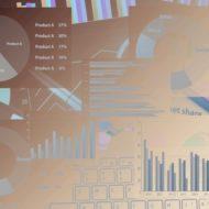 エクセル2019 Excel2019 じょうごグラフ 新しいグラフ