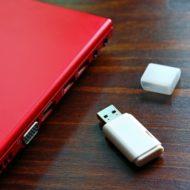 Windows10 USBメモリ 安全な取り外し