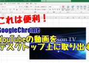 Google グーグル YouTube 動画 ピクチャーインピクチャー