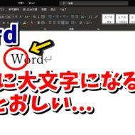Word ワード オートコレクト Wordのオプション