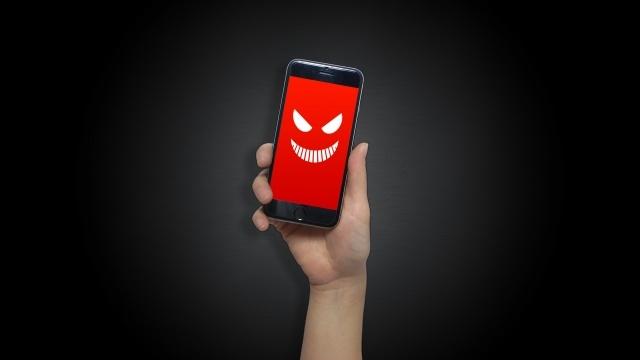 iPhone アイフォン フィッシング詐欺 ショートメール SMS スミッシング